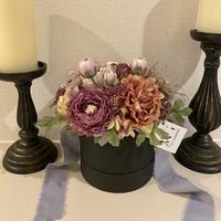 【一点限定】Artificial Flower Box(無地)