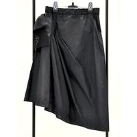 ★LIMITED EDITION★リボンブローチ付きドレーピングスカート