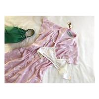 Cord Lace   bra