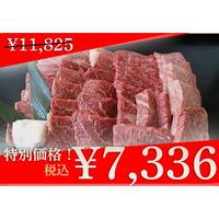 【幻の山形牛!年間100頭限定】山形斉藤の千日和牛・焼肉用セット500g