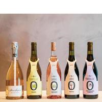 イタリア・ナチュール(自然派)ワイン 5本セット(50%OFF) D5091FASQB-D/I-ORZPC1911/I-ORZPA1911/I-ORZPL1911/I-ORZPM1911