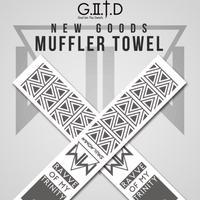 Muffler Towel『RAVVE OF MY TRINITY』