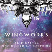 【Complete Limited Edition】Double-sided single「ACID CASTLE / Unfinished Sapphire」