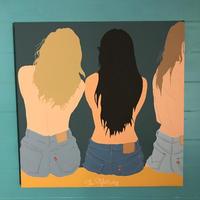 Art Panel Msize 長方形Mサイズ 24×33