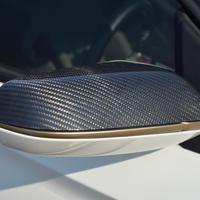 S660 カーボンミラーカバー 【ウレタンクリア済】