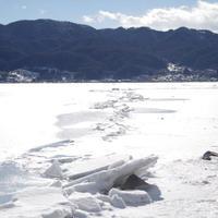 長野県諏訪湖御神渡り01