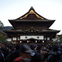 善光寺(長野県長野市)