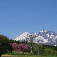 新緑の山と青空-12枚セット