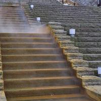 伊香保温泉の階段
