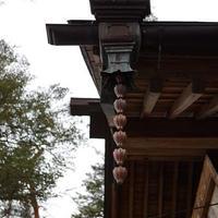 和風建築、屋根の垂木