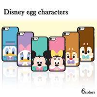 【超大人気!!】ディズニーエッグキャラクターアルミニュウムケータイケース 正規品 可愛い ミッキー Galaxy S10e   iPhone XR