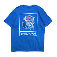 9bic official tee vol.2(blue)