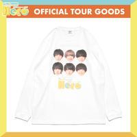 【Live tour 2020-2021 ~Hero~】Long t-shirts