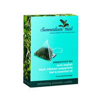 New peppermint tea