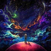 【遠隔】9月14日(土)満月 宇宙のサウンドジャーニー『天の川のうた』