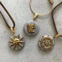 【 anniversary item!! 】   Shell kids pendant : 2way