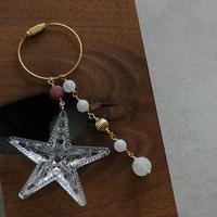 Star bag charm