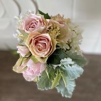 お花のセット スプリングピンク