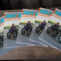 HOT BIKE JAPAN # 166 / ホットバイクマガジン #166