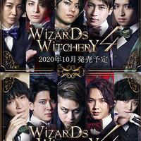 【通常予約】フォトブック「Wizards Witchery4」三冊 + ご希望キャスト2L写真 + 限定DVDセット