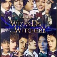 フォトブック「Wizards Witchery」一冊 + 限定ポストカード付
