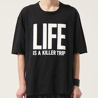 "ARCHIVE GRAPHIC T-SHIRT  ""LIFE"""