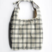 PADDING MARKET BAG / WOOL