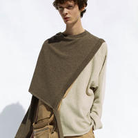 DOCKING LAYERED KNIT