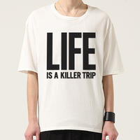 """ARCHIVE GRAPHIC T-SHIRT  """"LIFE"""""""