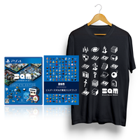 【公式限定】BQM ブロッククエスト・メーカー COMPLETE EDITION【PS4版】限定ハンドブック&キッズTシャツセット