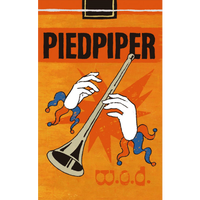 9th cassette「PIEDPIPER」