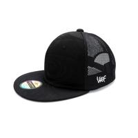 KIMONO OBI MESH CAP:ALL BLACK 20615