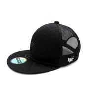 KIMONO OBI MESH CAP-XL-:ALL BLACK 206262