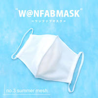 W@NFABMASK:No.3 SummerMesh