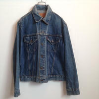 "LEVI'S DENIM JACKET 70505 ""E"""