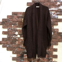 LADIES LONG KNIT