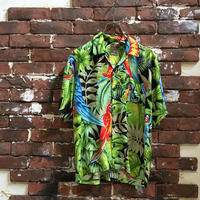 LADIES RAYON HAWAIIAN SHIRT