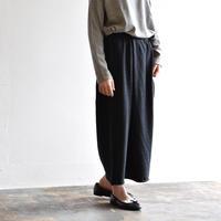 evam eva / wool skirt e193k125
