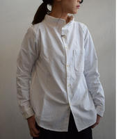 nisica / ガンジーネックシャツ nis-863