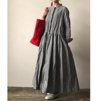 R&D.M.CO.  / 3518/ROUGH FACE METAL FRONT OPEN SH DRESS