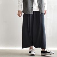 evam eva /vie/ v193k903 /yak cotton sarrouel pants
