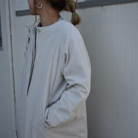 evam eva/raglan sleeve long coat