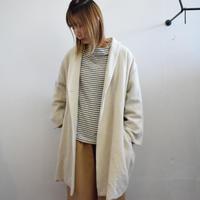 Vlas Blomme(ヴラスブラム)  Comfy Tweed ケープコート