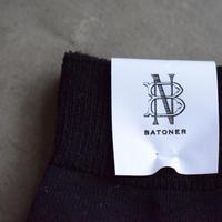 BATONER 靴下