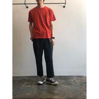 SBTRACT (サブトラクト )  /  21S/S two-binder PK TEE  (ショートスリーブ 2バインダーTシャツ)  SBN19-061