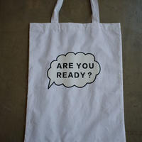 R&D.M.Co-/3100/ARE YOU READY TOTO  BAG