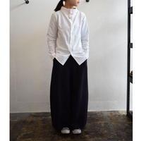 nisica /nis-863/ガンジーネックシャツ
