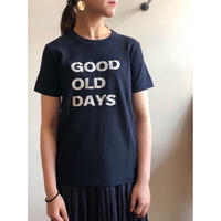 R&D.M.Co-/3036/OLDMAN'S  TAILOR  GOOD OLD DAYS Tシャツ