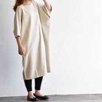 evam eva / cotton one-piece E193T084