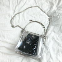 Clear Chain Bag